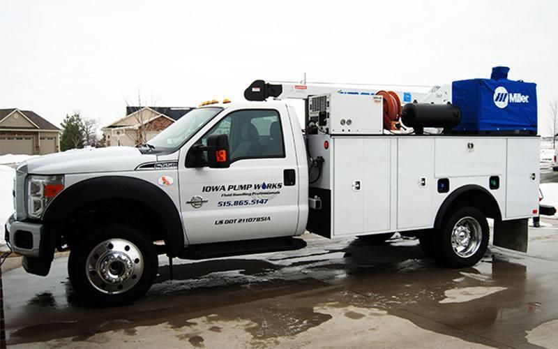 Iowa Pump Works - Services